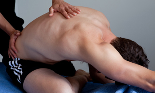 Culminating In A Massage Therapy Of The Genitals